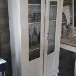 vitrinekast 105,5x36,5x175,5