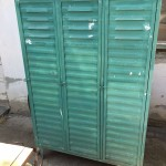 Lockerkast, groen 120 x 90 x 180