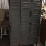 Lockerkast grijs, 99 x 50 x 180