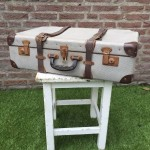 Koffer wit