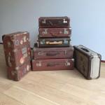 Koffers meerdere soorten